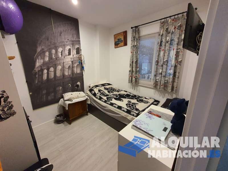 Foto 369 habitación individual en piso reformado, cerca de las paradas de metro de la latina, lavapies y tirso de molina. Piso exterior, con 3 habitaciones,